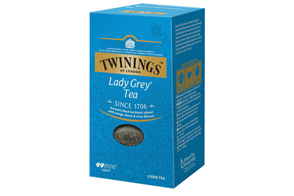 Lady Grey te løsvekt 200g