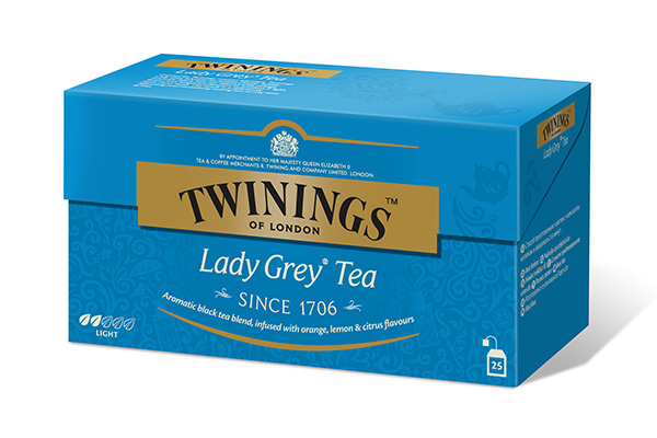 Lady Grey te 25 poser