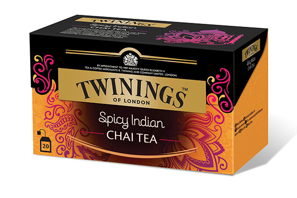 Spicy Indian Chai20 poser