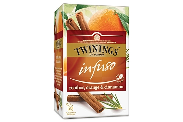 Rooibos, Orange & Cinnamon